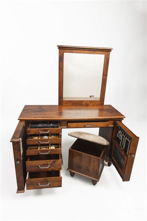 Jewelry Vanity Table Plymouth Style Jewelry Vanity Ws500 Indoor Furniture Dressing Table Lyman S Farm