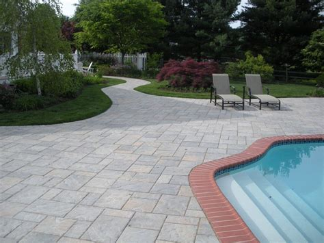 pool pavers ideas patios and pools pictures large pool patio designs