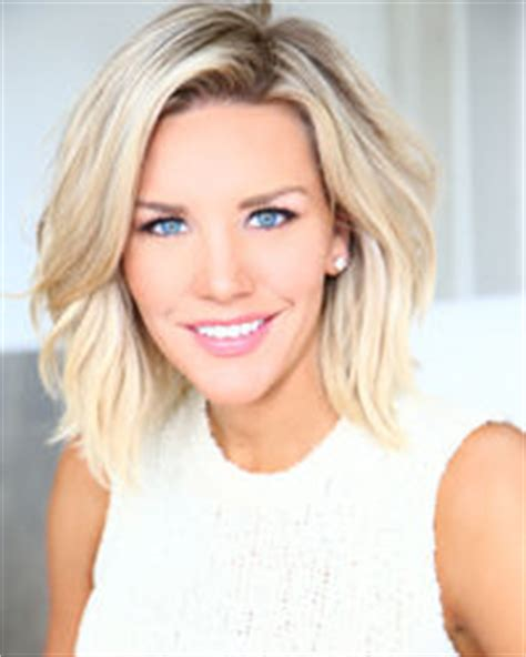 charissa thompson new haircut on extra tv charissa thompson extratv com