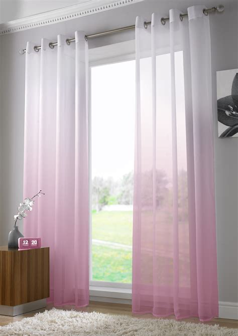 pale pink voile curtains harmony dusky pink voile panel from net curtains direct
