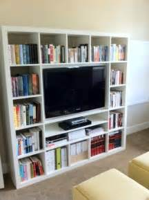 Ikea Tv Stand With Bookshelves 25 Best Ideas About Ikea Tv Stand On Media