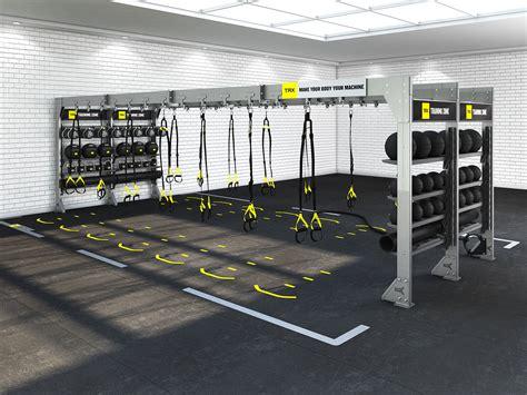 design gym rax trx storage and suspension training modular fitness system trx performance centres