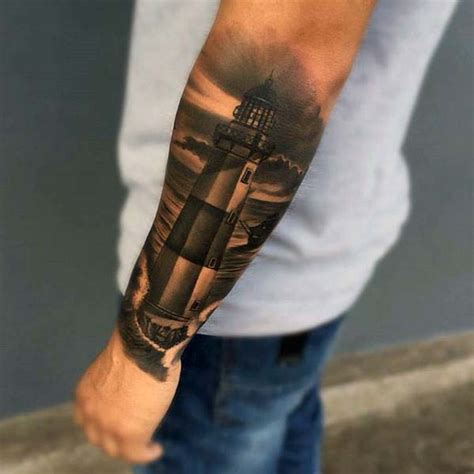 outer wrist tattoo 50 badass forearm tattoos for cool masculine design
