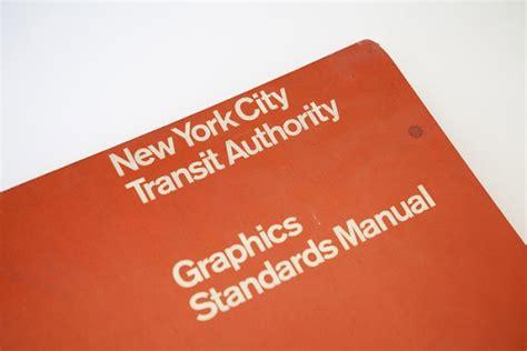 design criteria manual city of newport news massimo vignelli s nycta graphics standards manual to be