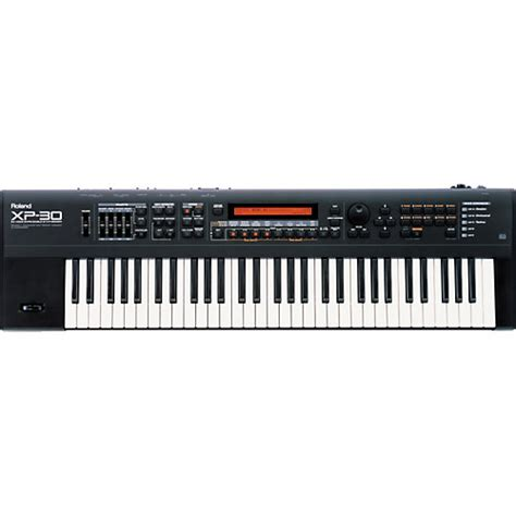 Keyboard Roland Xps 30 roland xp 30 synthesizer with stand musician s friend