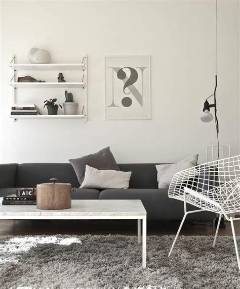 Nordic Living Room | decordots nordic interior