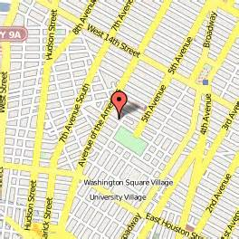 New York Washington Map by Washington Square Hotel New York City Reviews And Rates