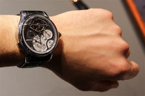montblanc villeret 1858 exotourbillon chronographe
