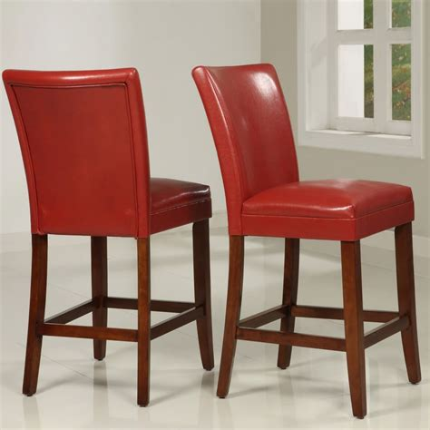 Counter Height Chairs Wood Counter Height Chair Sears
