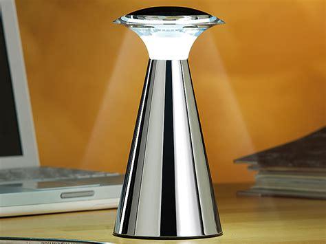 Home Office Designer Online lunartec led tischlampe batterie edelstahl led