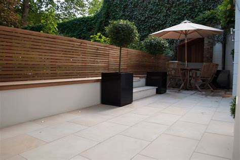 Patio Lights In Slabs Exterior Paving Sandstone Paving