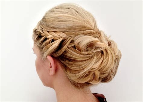 Wedding Hair Designs Bridesmaid by Stephenson Professional Hair And Makeup Artist In