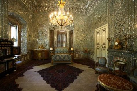 Bedroom With Dark Furniture shah palace photo exhibition