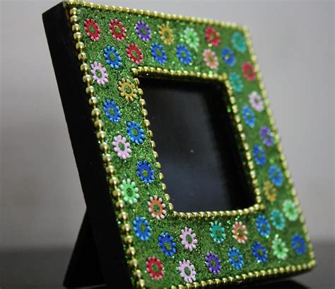 How To Make Handmade Photo Frames For - make diwali memorable with gifts