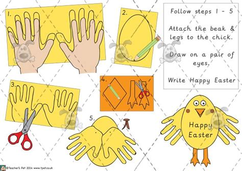 easter card template ks1 12 best seasonal april images on