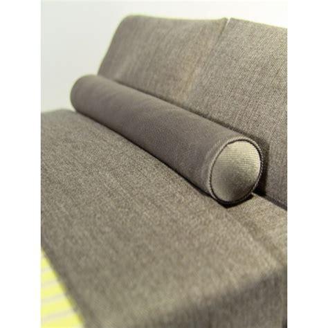 Bolster Pillow by Modern Dollhouse Furniture M112 Pods Ash Bolster