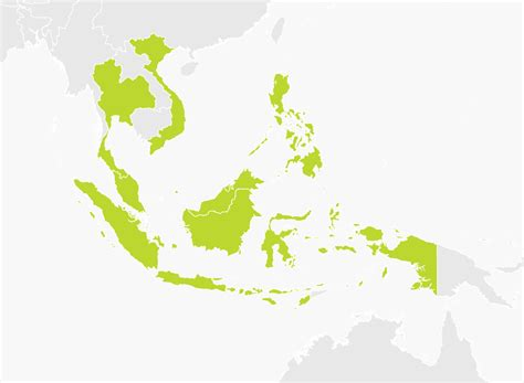 map of east and south asia map of south east asia tomtom
