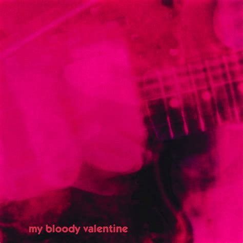 all my bloody valentines my bloody loveless fonts in use