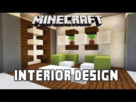 Modern Bathroom Designs Minecraft Minecraft Tutorial How To Make Furniture For A R