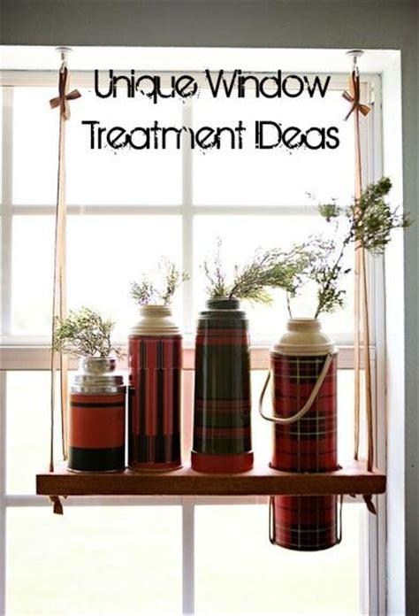 Kitchen Window Treatments Diy Unique Diy Window Treatment Ideas Love For The Kitchen
