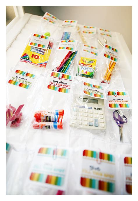The Door School Supply Organizer by 7 Diy Back To School Supplies That Are A Blissfully