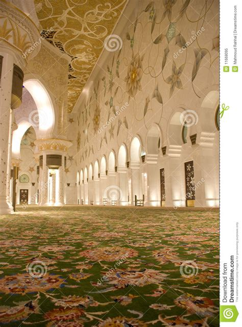 mosque   stock image image  reflection islam