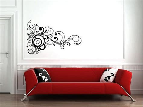 black wall sticker wall stickers that lend a personal touch