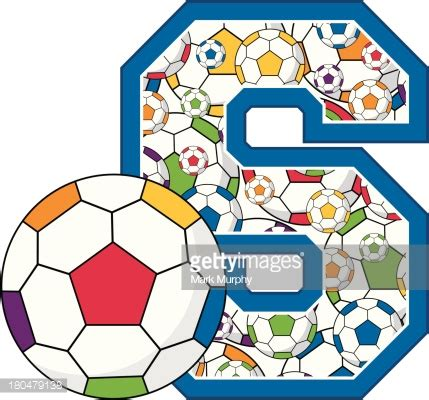 soccer football goalkeeper learning letter s vector art getty images soccer football learning letter s vector art getty images