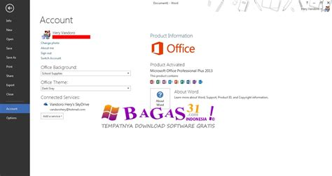 bagas31 office 2013 microsoft office professional plus 2013 full serial number