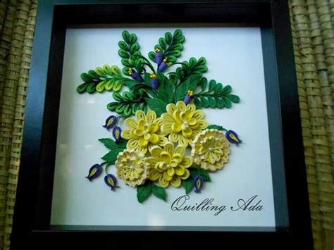 paper quilling wall frames tutorial 624 best quilled framework images on pinterest