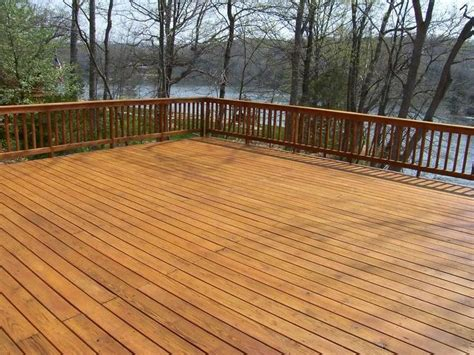 how to stain a large deck jpg 800 215 600 property stuff pinterest