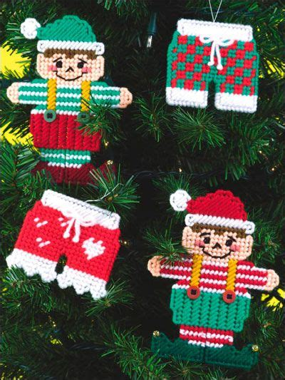 best of the west christmas ornaments plastic canvas kit 135 best images about my plastic canvas books on