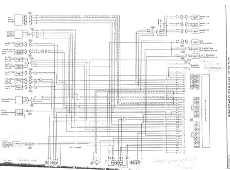 nissan vg30 engine diagram get free image about wiring