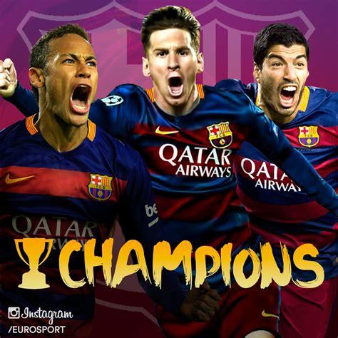 Calendrier Liga Fc Barcelone Le Fc Barcelone Chion D Espagne Apr 232 S Sa Victoire 224
