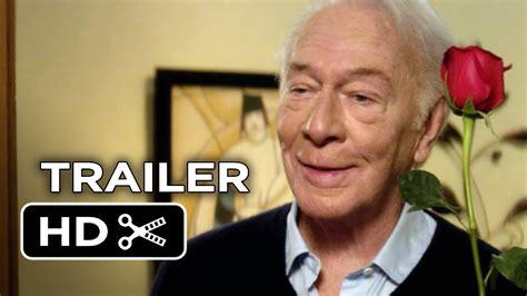 film elsa si fred elsa fred trailer 1 2014 christopher plumer shirley