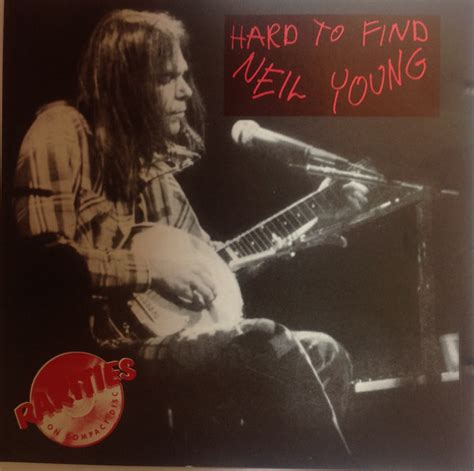 format audio neil young neil young hard to find neil young rarities on compact
