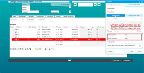 sap theme editor download sap screen personas using themes it partners blog