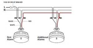 hard wiring smoke detectors diagram how to install a hard