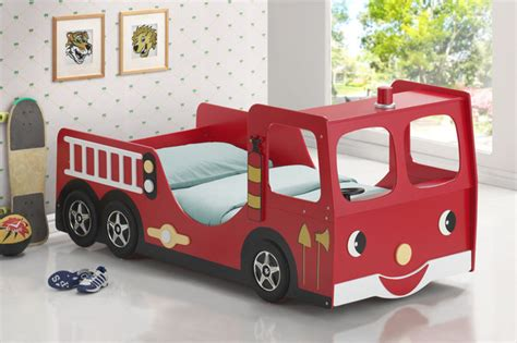 kids fire truck twin size bed modern kids beds los