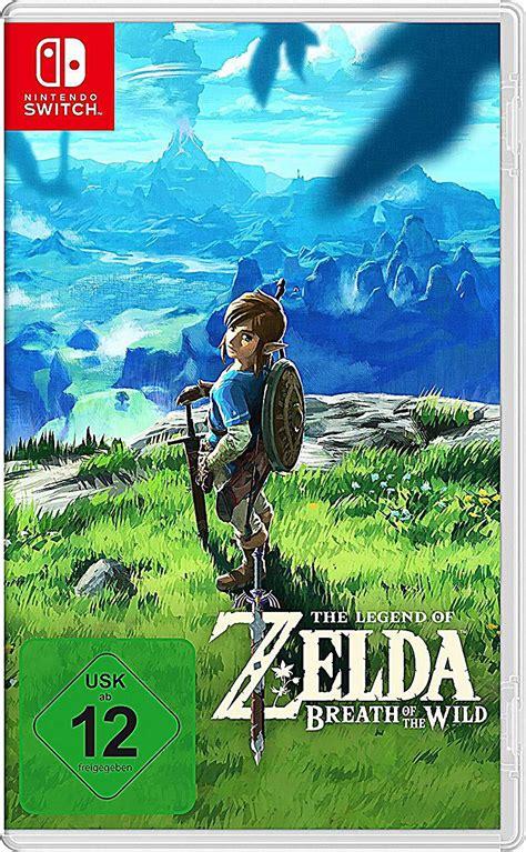 1419731009 the legend of zelda breath the legend of zelda breath of the wild bestellen