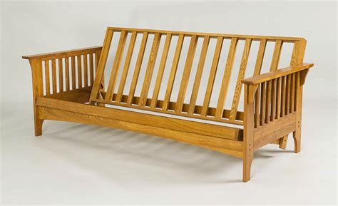 Build A Futon by How To Build Wooden Futon Frame Plans Pdf Plans