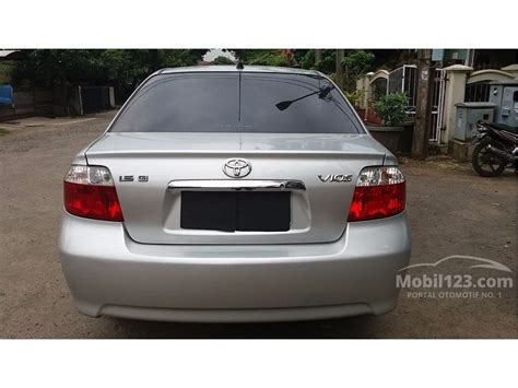 Kas Rem Mobil Toyota Vios jual mobil toyota vios 2003 g 1 5 di dki jakarta automatic