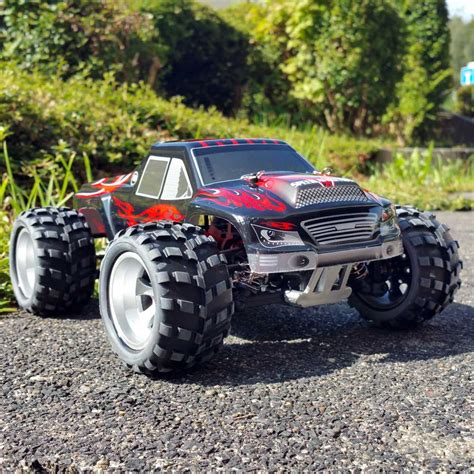 Ferngesteuertes Auto Offroad by Rc Ferngesteuertes Auto Monster Truck Rennauto Offroad