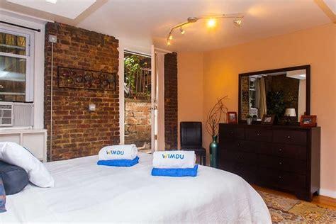 new york appartamento appartamenti new york airbnb wimdu o booking guida alla