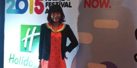 penyanyi cantik jepang kaget pertama kali ke indonesia okezone