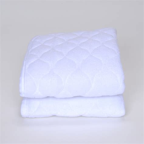 Royal Heritage Mattress by Royal Heritage Home White Quilted Terry Sheet Savers With