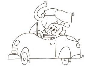 elephant and piggie coloring page free coloring pages on