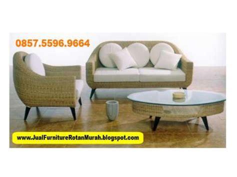 Kursi Sofa Di Bogor sofa rotan minimalis bandung refil sofa