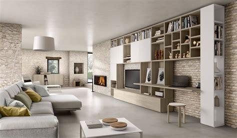 libreria modernissima boiserie fimar mobili
