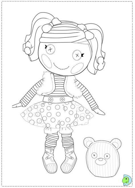 lalaloopsy thanksgiving coloring page free coloring pages of lalaloopsy dot